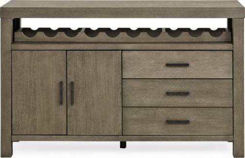 Easton Grey Modern Sideboard