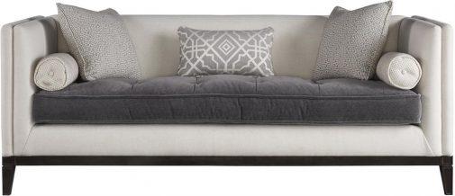 Hartley Modern Velvet Sofa