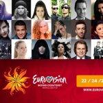 Eurovision 2012 Semi Final 1 隨賽記錄