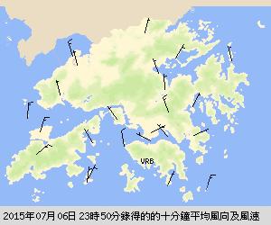 【氣象冷知識】香港夏季的「冬季季候風」 (1/2)