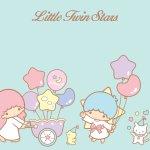 受保護的內容: Little Twin Stars Wallpaper 2015 好康桌布 美國官方 C 款