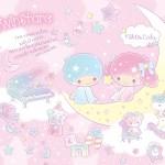 受保護的內容: Little Twin Stars Wallpaper 2016 六月桌布 日本草莓新聞