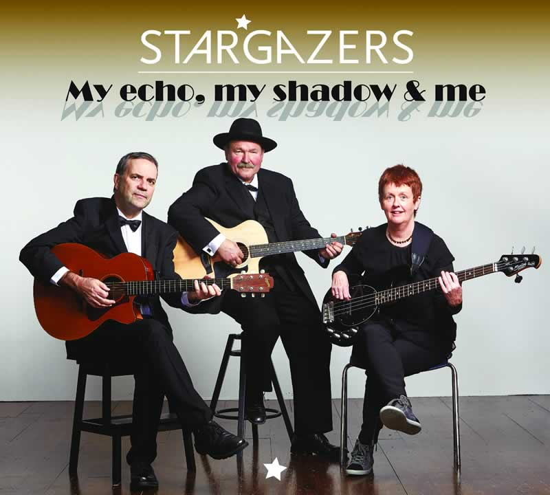 Stargazers new album My echo, my shadow & me