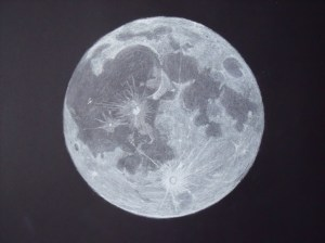 moon pencil drawing sketch drawings sketches draw getdrawings paintingvalley imaging attached thumbnails drawingimage stargazerslounge