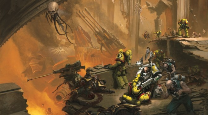 Warhammer 40.000 Wrath & Glory Interview