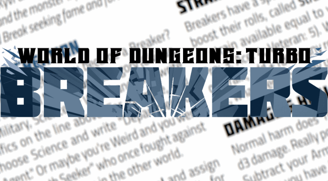 World of Dungeons: Turbo–Breakers