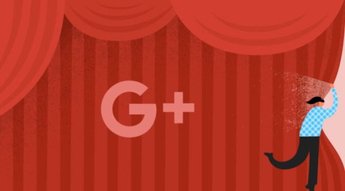 The Great Google+ to Mewe Migration of 2018