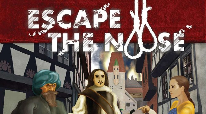 Escape The Noose, A Zweihänder Adventure