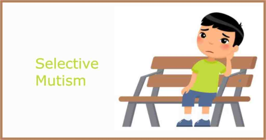 selective mutism in adults reddit