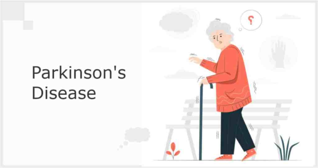 what are early warning signs of parkinson's disease
