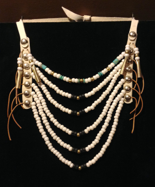 Small Nez Perce Style Necklace
