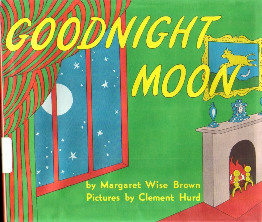 A Mouse in Moonlight – Illustrations in Goodnight Moon