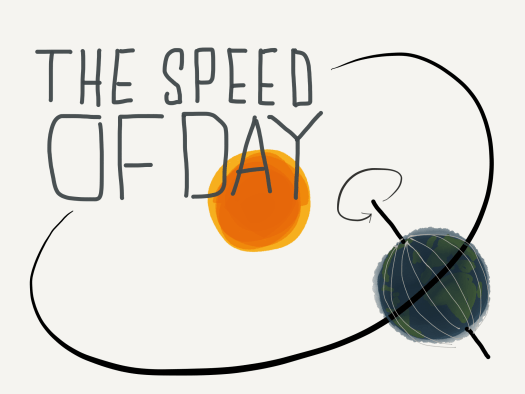 Train Your Brain – The Speed of Day