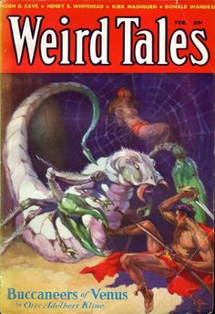 What is Pulp Fantasy?