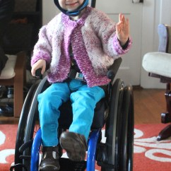 Chair For Autistic Child Pads Bottom Of Legs Honest Facebook Star In Her Eye