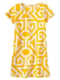 DVF x GapKids T-Shirt Dress $44.95