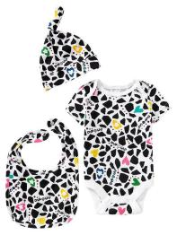 DVF x babyGap 3 piece set $49.95