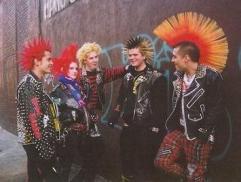 80's Punks