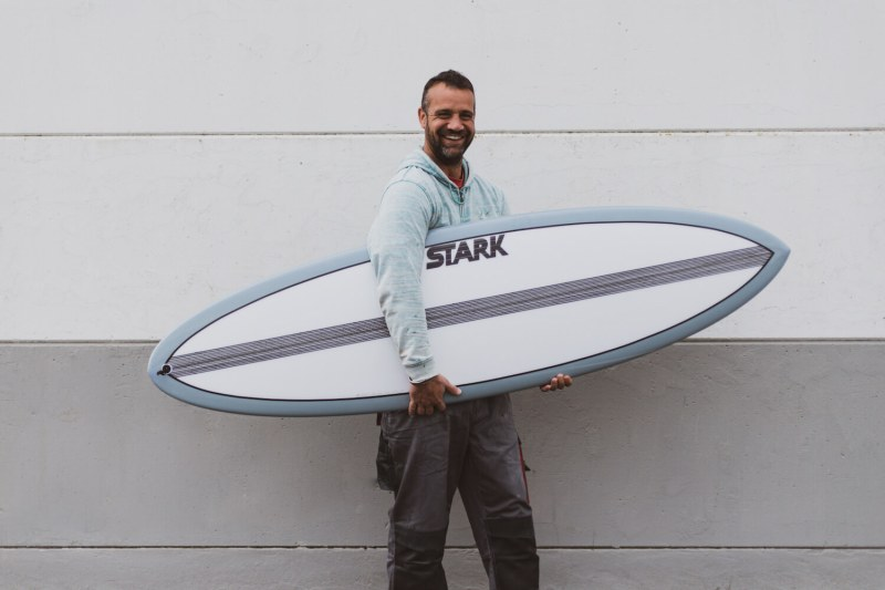 Vincent Maréchal - Shaper Stark Surfboards