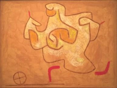 Paul Klee - Fama. 1939, 502. Zentrum Paul Klee, Bern © starkandart.com