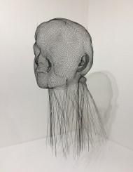 Jaume Plensa, Invisible Laura, 2016, Galerie Lelong & Co. © starkandart.com