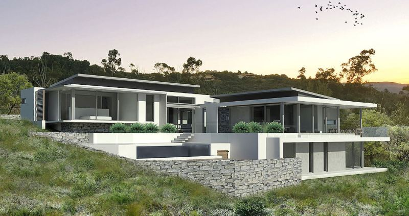 Starkey | Architects RIVER VIEW HOME