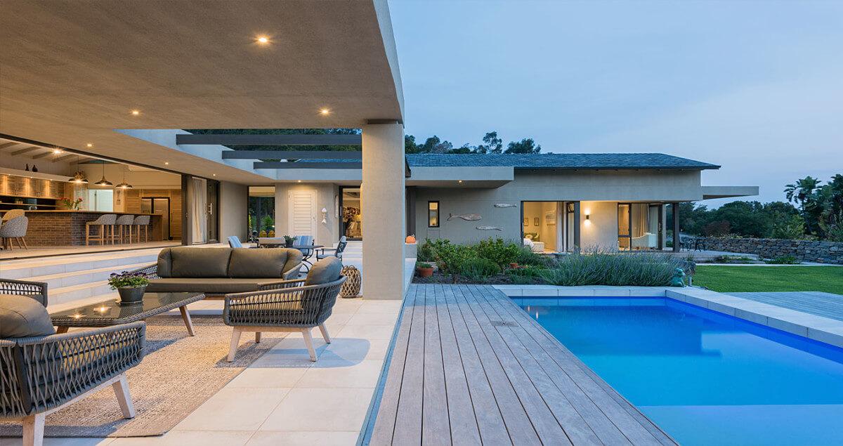 Starkey | Architects VILLA HOME