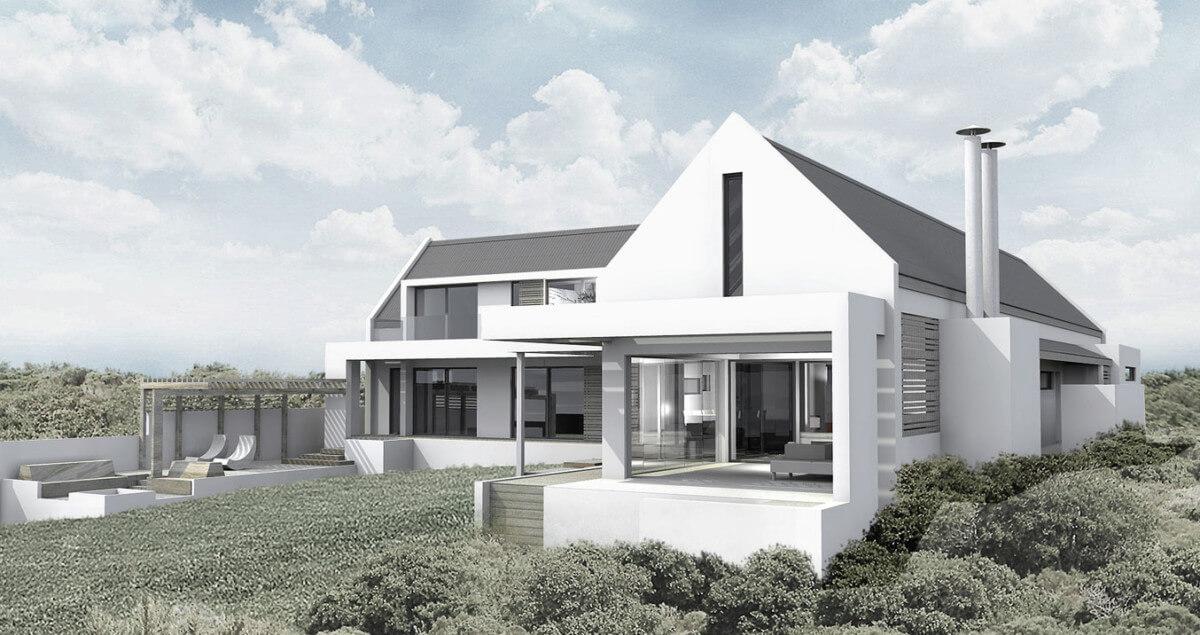 Starkey | Architects ST FRANCIS LINKS HOME | SFB
