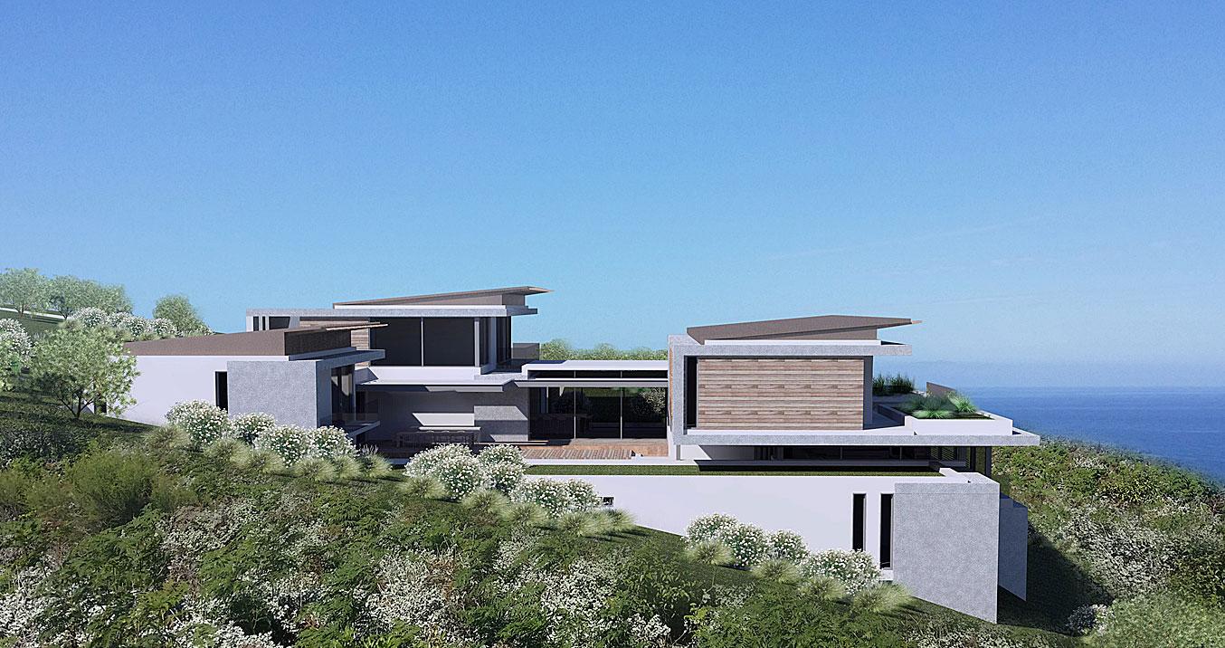 Starkey   Architects NOLUTHO HOME PEZULA