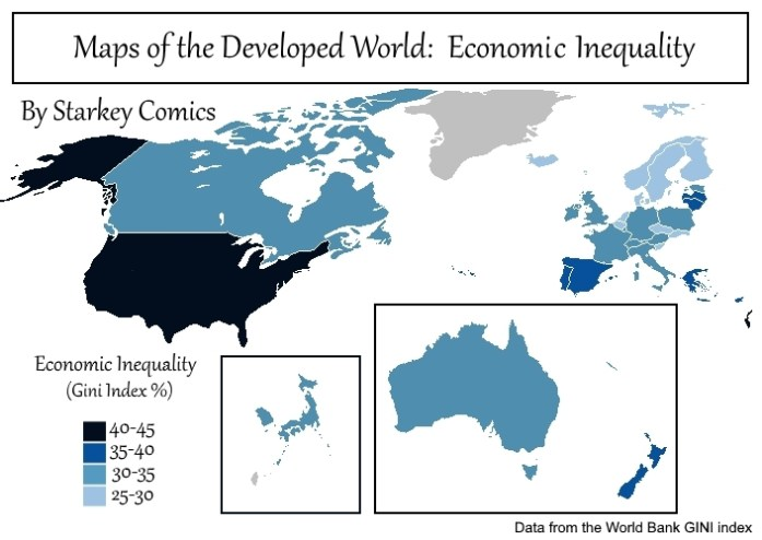 18 Maps of the Developed World That Make America Look Bad ...