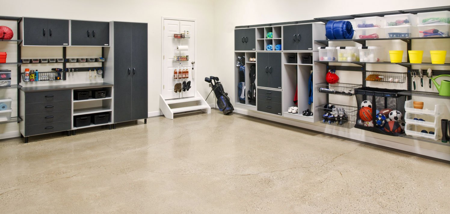 Best Garage Cabinets Garage Organizing And Shelving Ideas Stark Group Real Estate