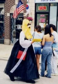 Alien Awareness, 1999, Chicago