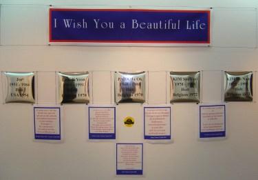 I wish you a beautiful life, 2003, Seoul