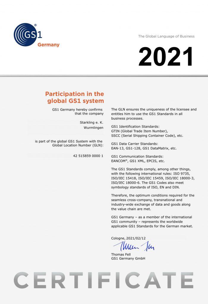 Certificate GLN 2021 D360002 Scaled 700x1020