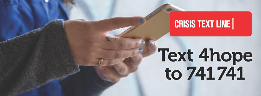 Crisis Text Line  Stark County Mental Health  Addiction Recovery