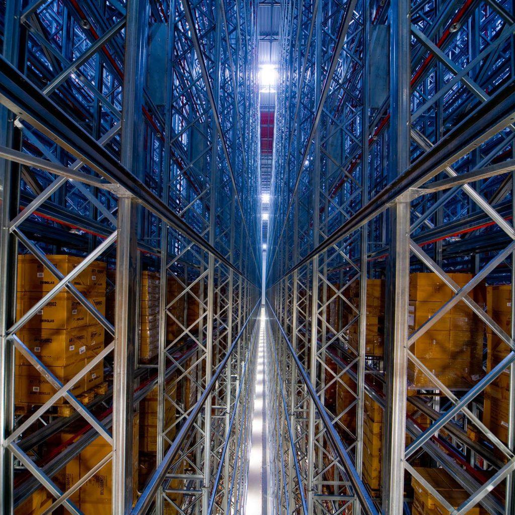 Industriefotografie Architektur