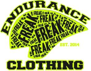 Endurance Freak Clothing Logo