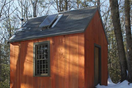 Starlight Llama Bed & Breakfast Cabin Book