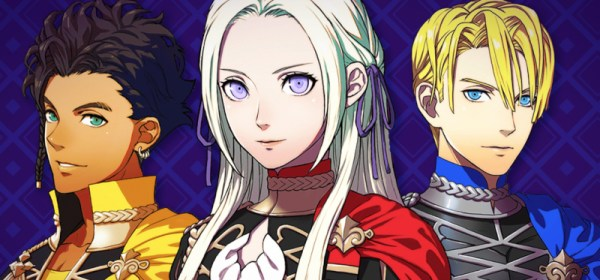 Fire Emblem: Three Houses Feature Banner