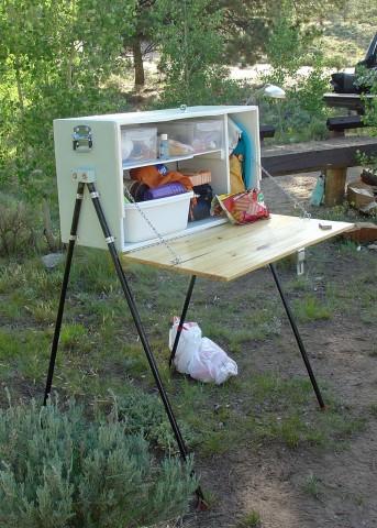 Kitchen Chuck Box : kitchen, chuck, Starling, Travel, Build, Kitchen