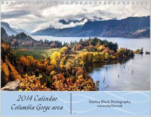 Columbia Gorge Area