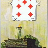 Lenormandkarten 8 von 36~ Der Sarg