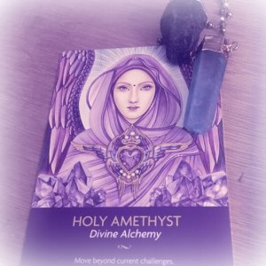 Holy Amethyst: Keepers of The Light Deck