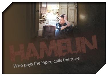 HAMELIN…Coming December 2016!