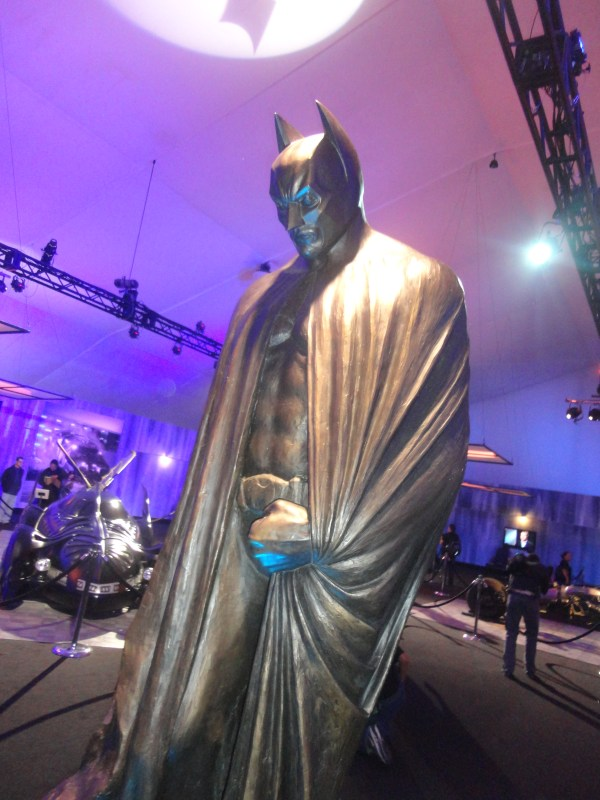Dark Knight Exhibit Starloggers