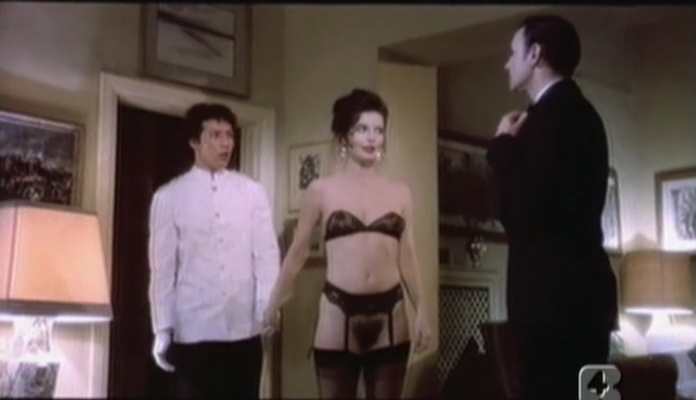 Lorraine De Selles nude scenes