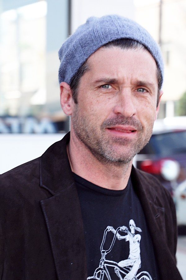 Patrick Dempsey' Downward Spiral Top Of Elimination Grey' Anatomy Star Magazine