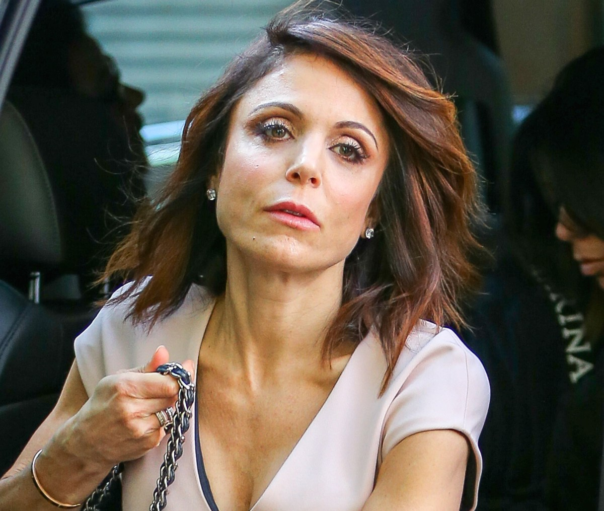 Rhony Bethenny Frankel Plays Mom As A Part Time Role