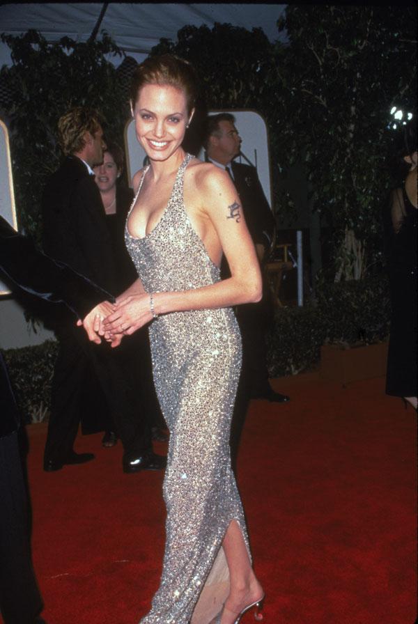 Skin Amp Bones Angelina Jolies Severe Weight Loss Over The