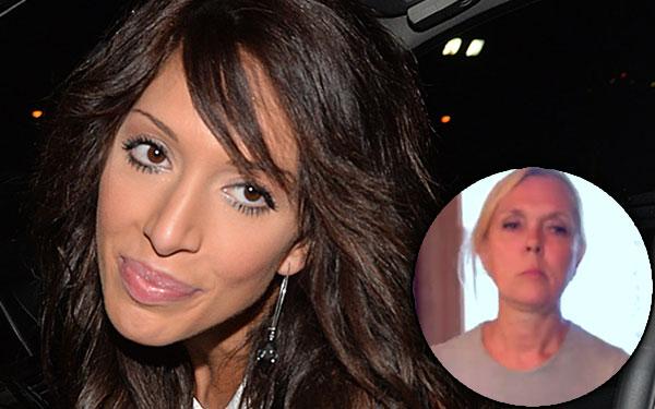 Farrah abraham mom feud selfish therapy pp1